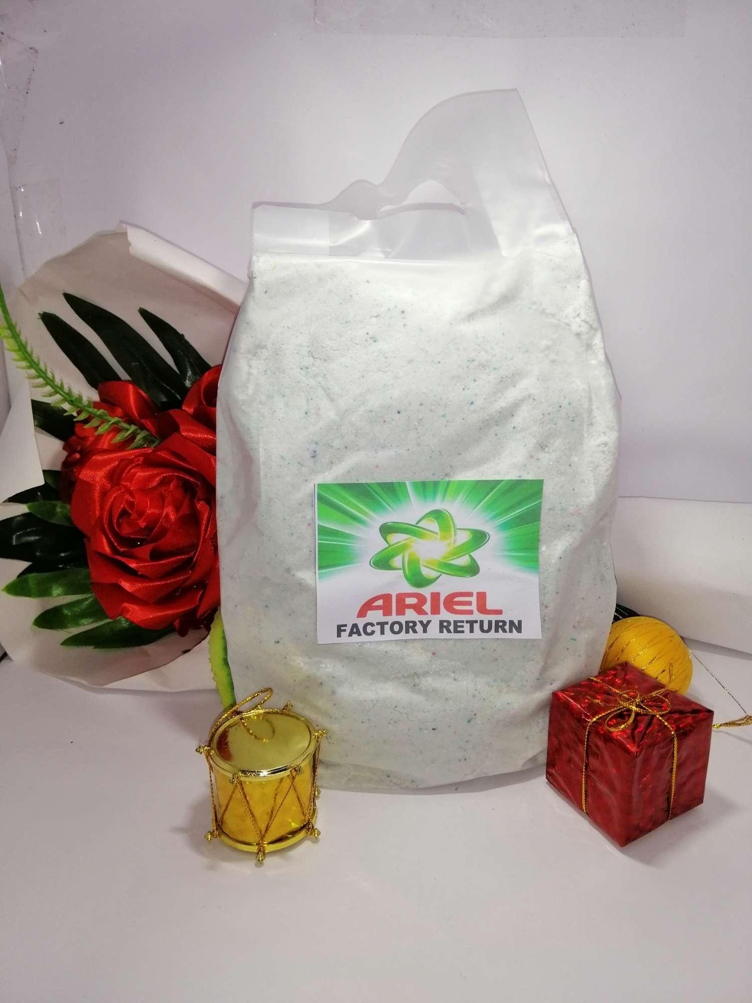 Ariel sunrise Factory Return Limited offer 1kilo each pack