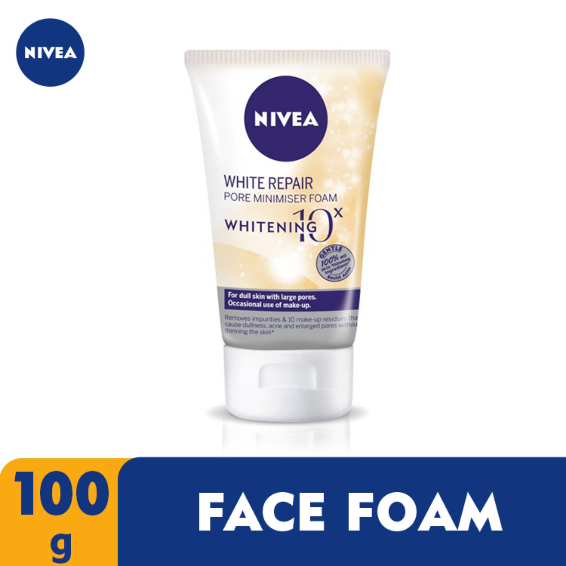 Nivea Philippines Price List Lotion Deodorant Baby Make Up Clear 2 In 1 White Foam 100ml Face Repair 100g