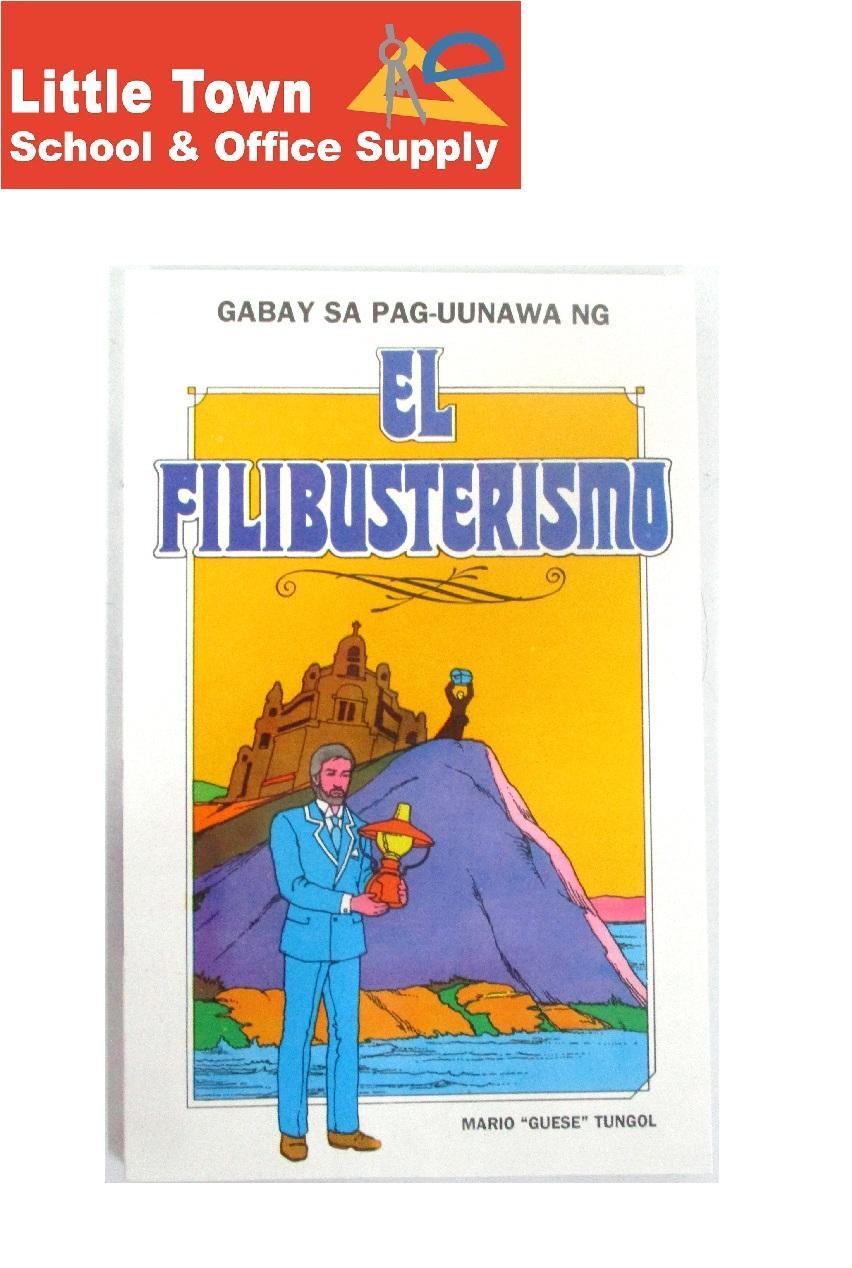original cover of el filibusterismo