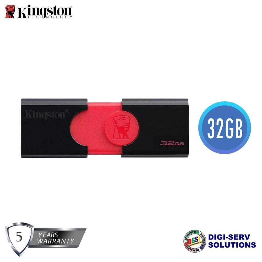 Kingston Philippines Usb Flash Drives For Sale Prices Flashdisk Datatraveler Microduo 30 Micro Otg 32gb Dt106 Data Traveler Memory Stick 31 Drive Black