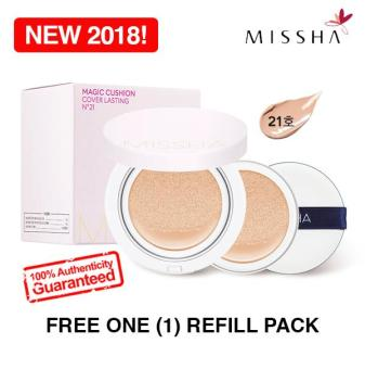 Philippines Where To Sell Missha Magic Cushion Cover Lasting