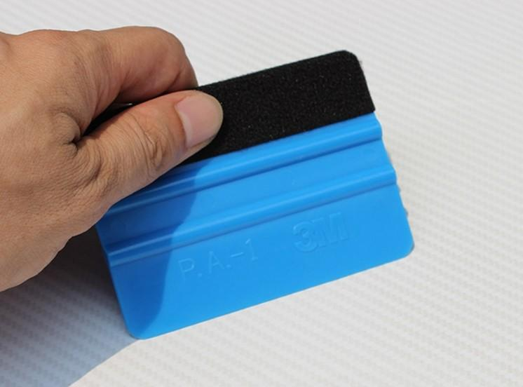 Wt 3m Squeegee 3d Carbon Fiber Vinyl Film Wrap Tool Car Sticker Styling Tools Water Wiper Scraper Window Wash Tools By Wonderful Toy.