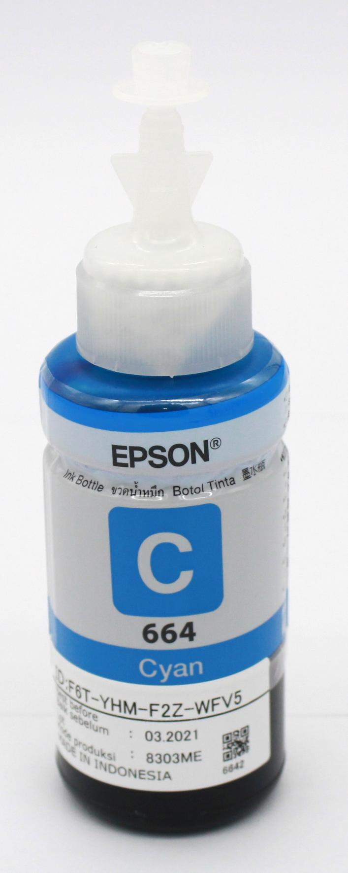 Epson Philippines Ink Cartridges For Sale Prices Reviews Lazada Tinta Original 664 T6644 Yellow 70ml