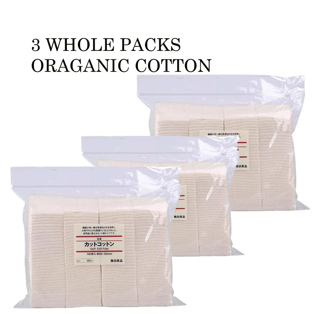 Buy Sell Cheapest Muji Japan Best Quality Product Deals Organic Cotton For Vape 5 Pads 3 Whole Packs