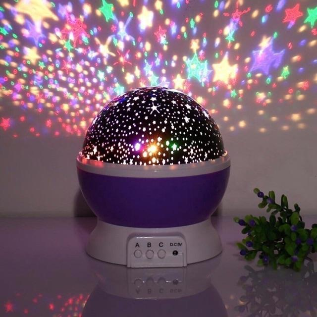 Star Master Dream Rotating Projection Lamp By Hakis Shop.