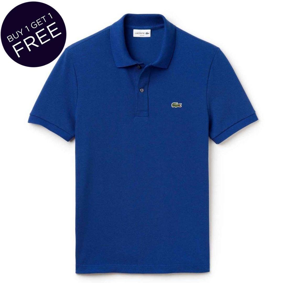 78095da0ca1853 Lacoste Uk Flag Polo Shirt