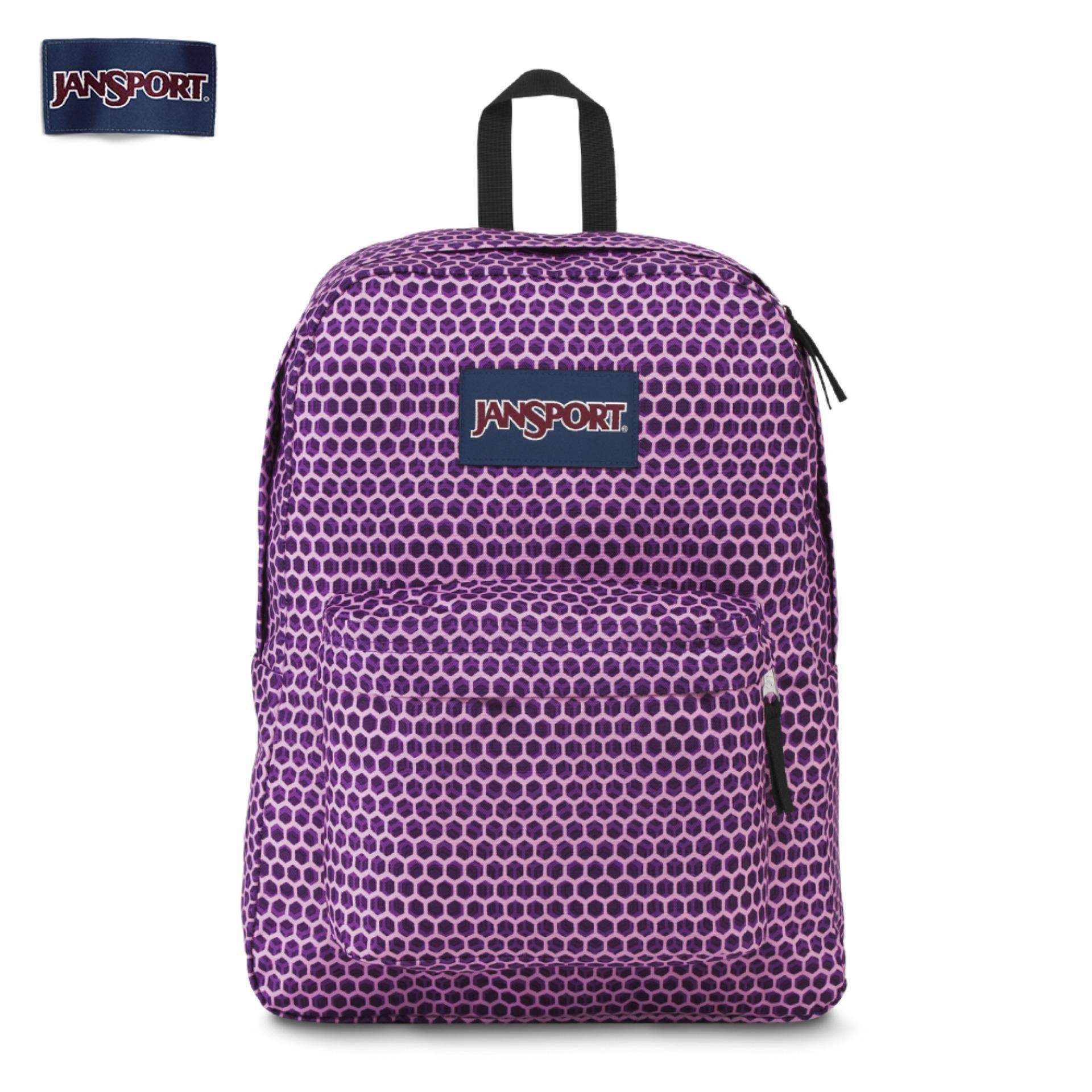Jansport Uni Superbreak 600 Denier Polyester Backpack