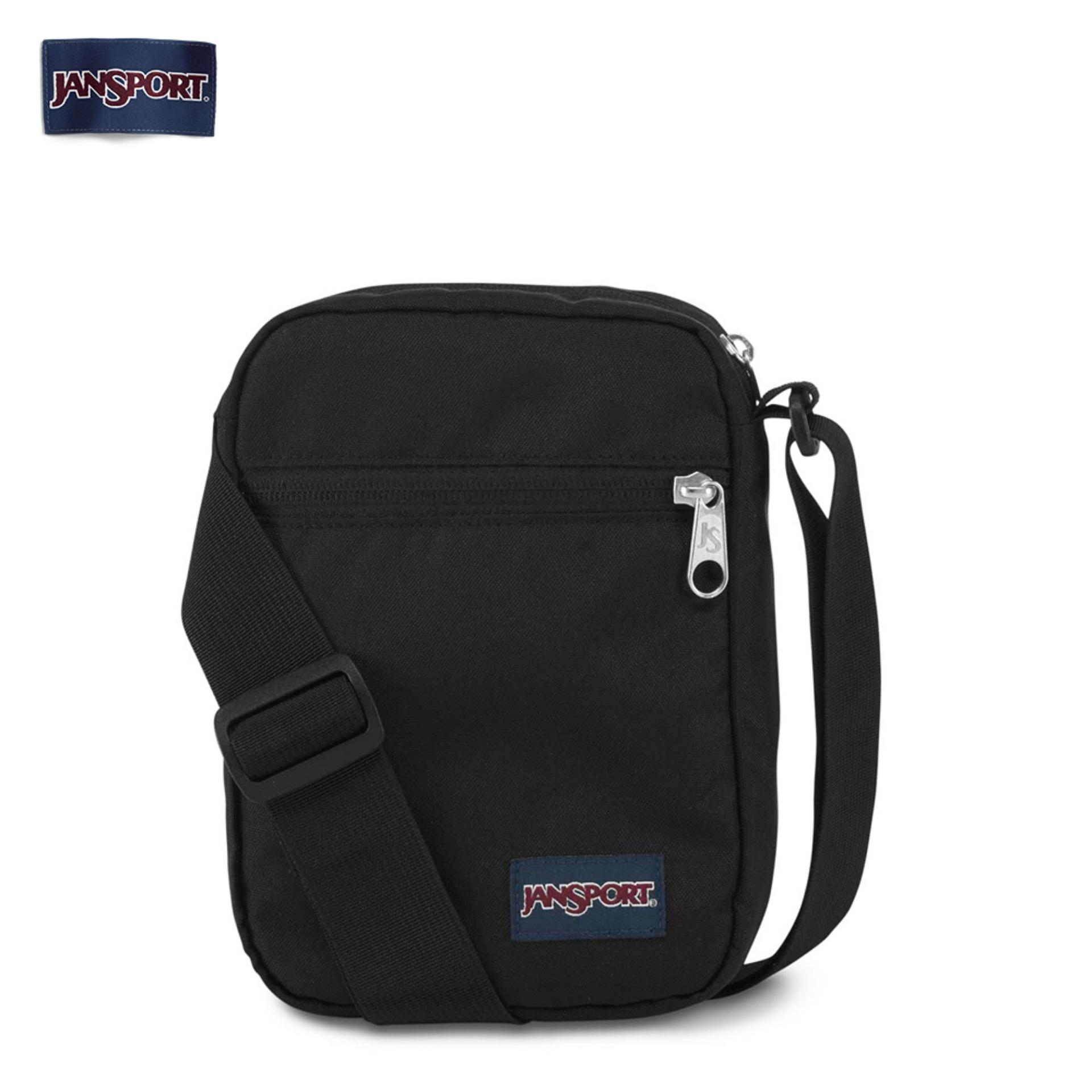 JanSport Unisex Weekender Bag 600 Denier Polyester Small Bag Accessory Bag 4ddf56ab41723