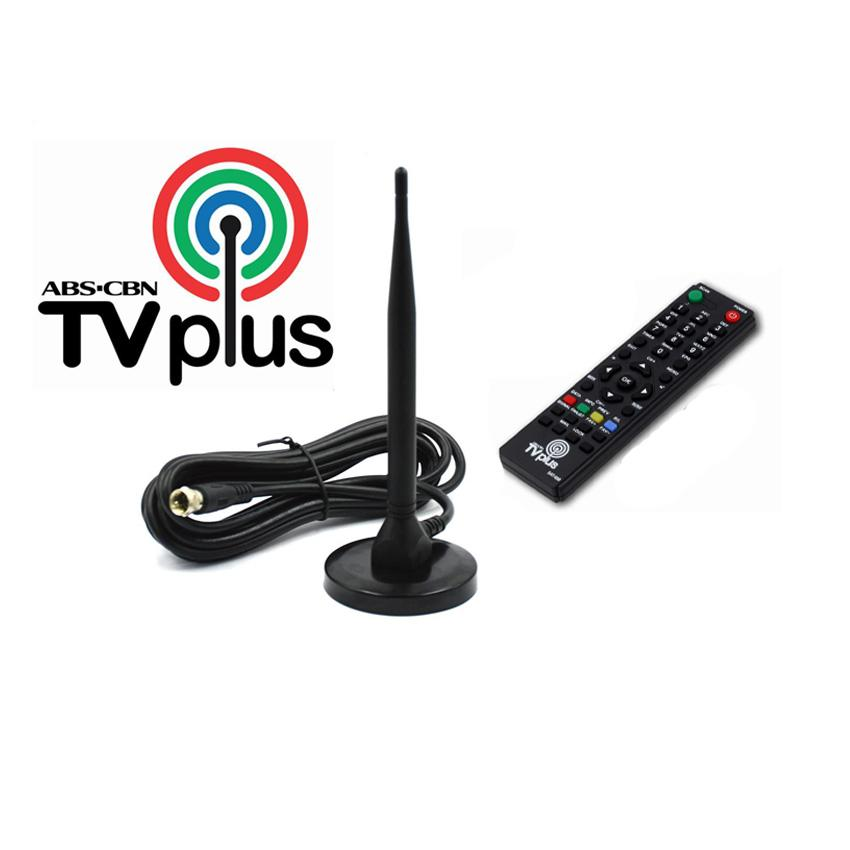 Tv Plus Remote And Antenna (bundle) By Stylebox.