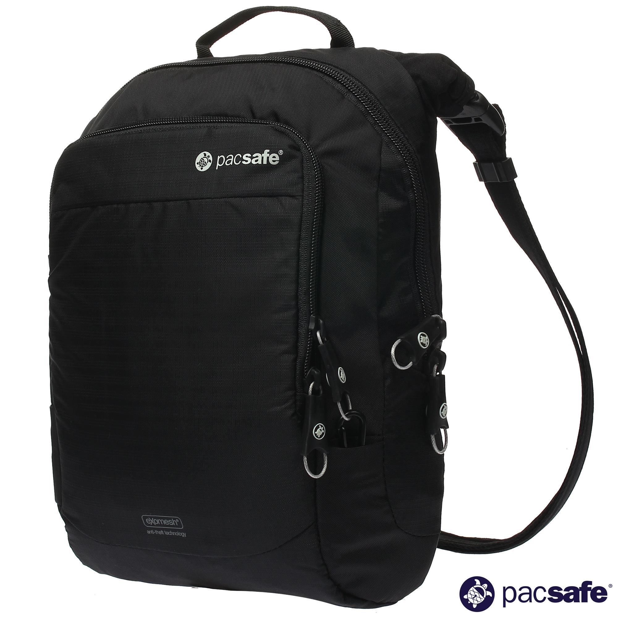Pacsafe Venturesafe 200 Gii Anti Theft Travel Bag 60180 Black