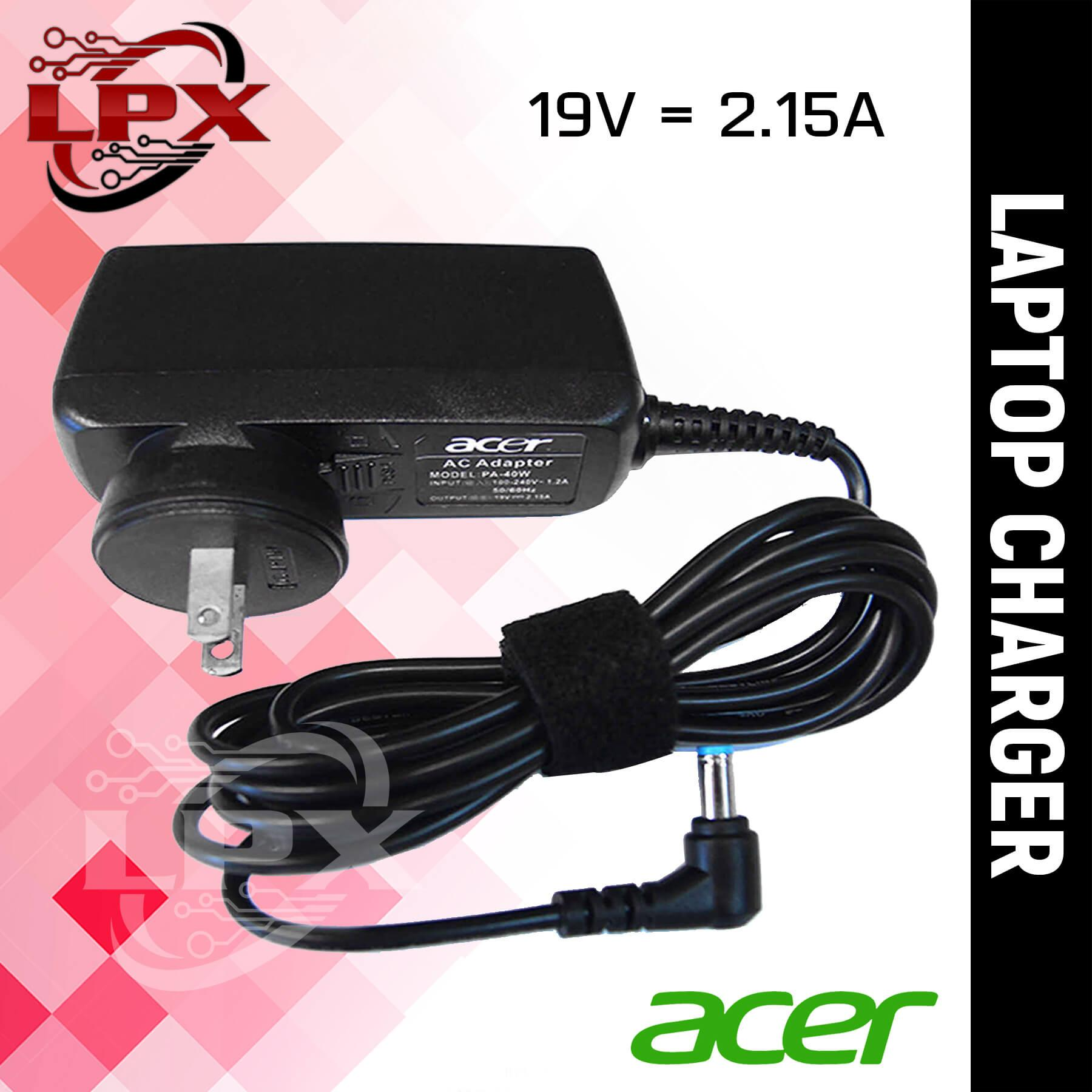 Acer Computer Accessories Philippines Pc For Sale Adaptor Charger Notebook 19v 342a Laptop 215a Aspire 55mm X 17mm