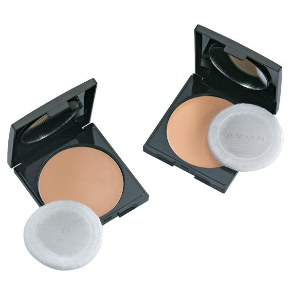 Avon True Color Oil Control Plus Pressed Powder with SPF19 (Natural) Philippines