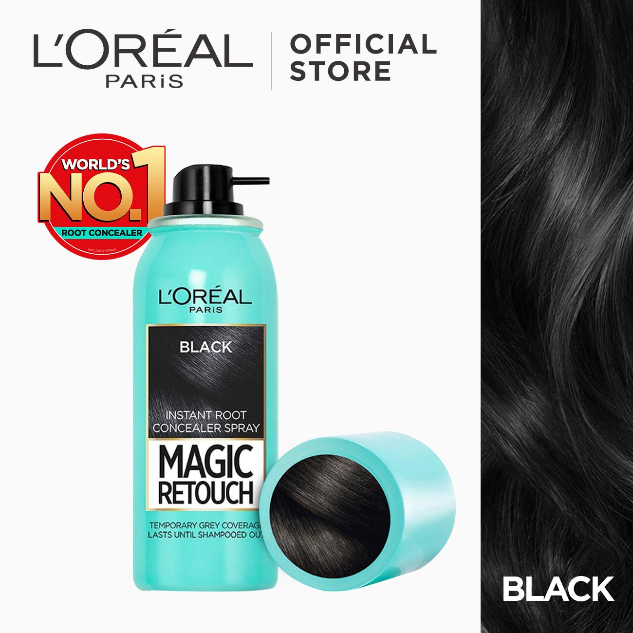 Magic Retouch (instant Gray Root Concealer Spray) By Loreal Paris By Loreal.