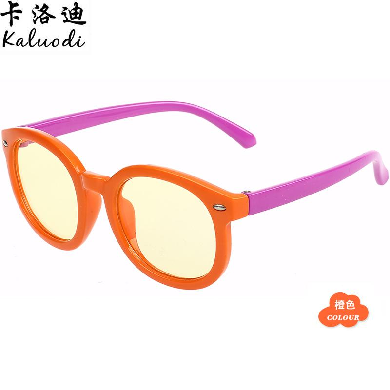 1bcf47ce209a Soft Material Children Radiation Protected Glasses Rayban Men And Women Children  Kids Eye-protection Goggles