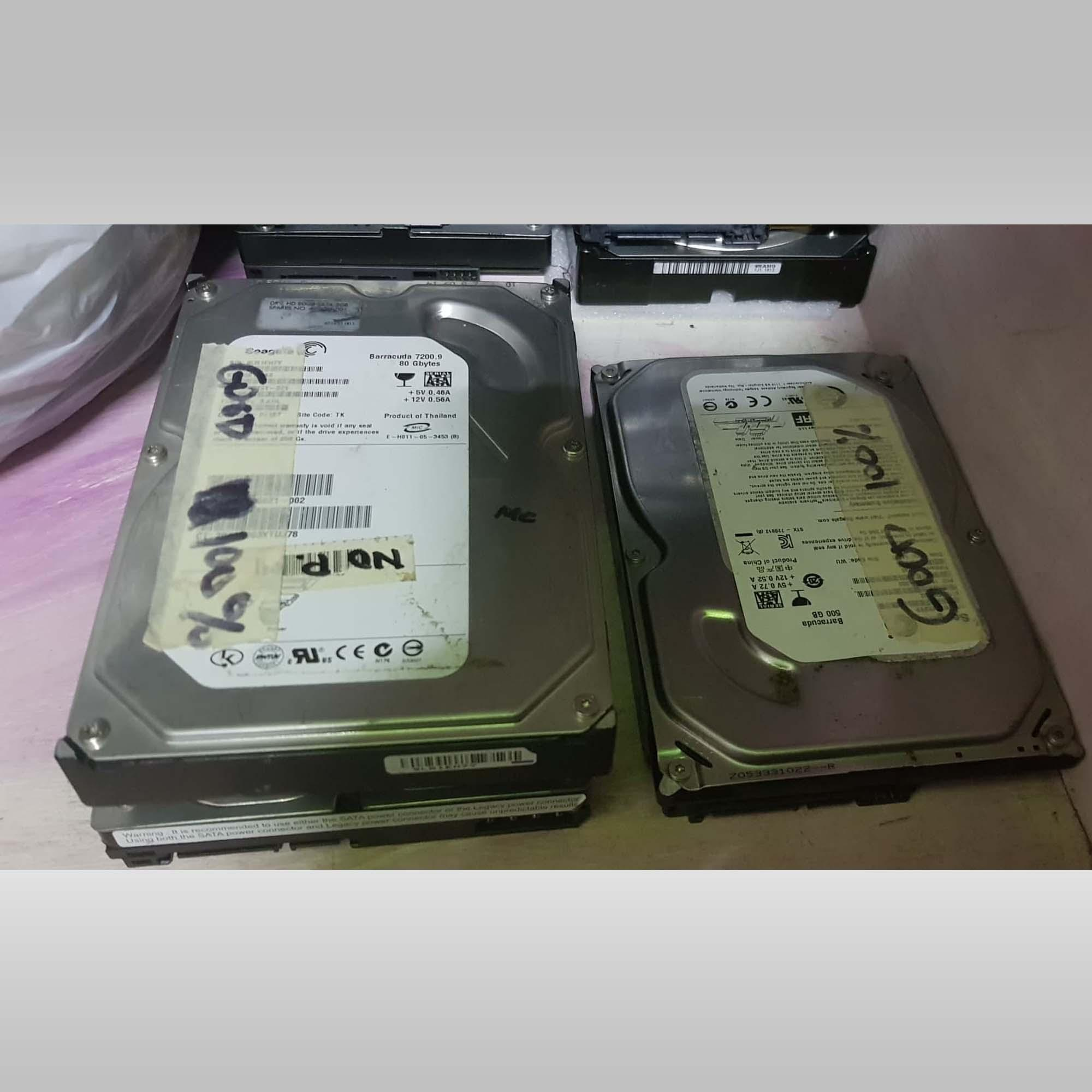 Hdd For Sale Hard Disk Drives Prices Brands Specs In 320 Gb Wd Blue 35 160gb 250gb Sata Desktop 35inch Used Refurbished