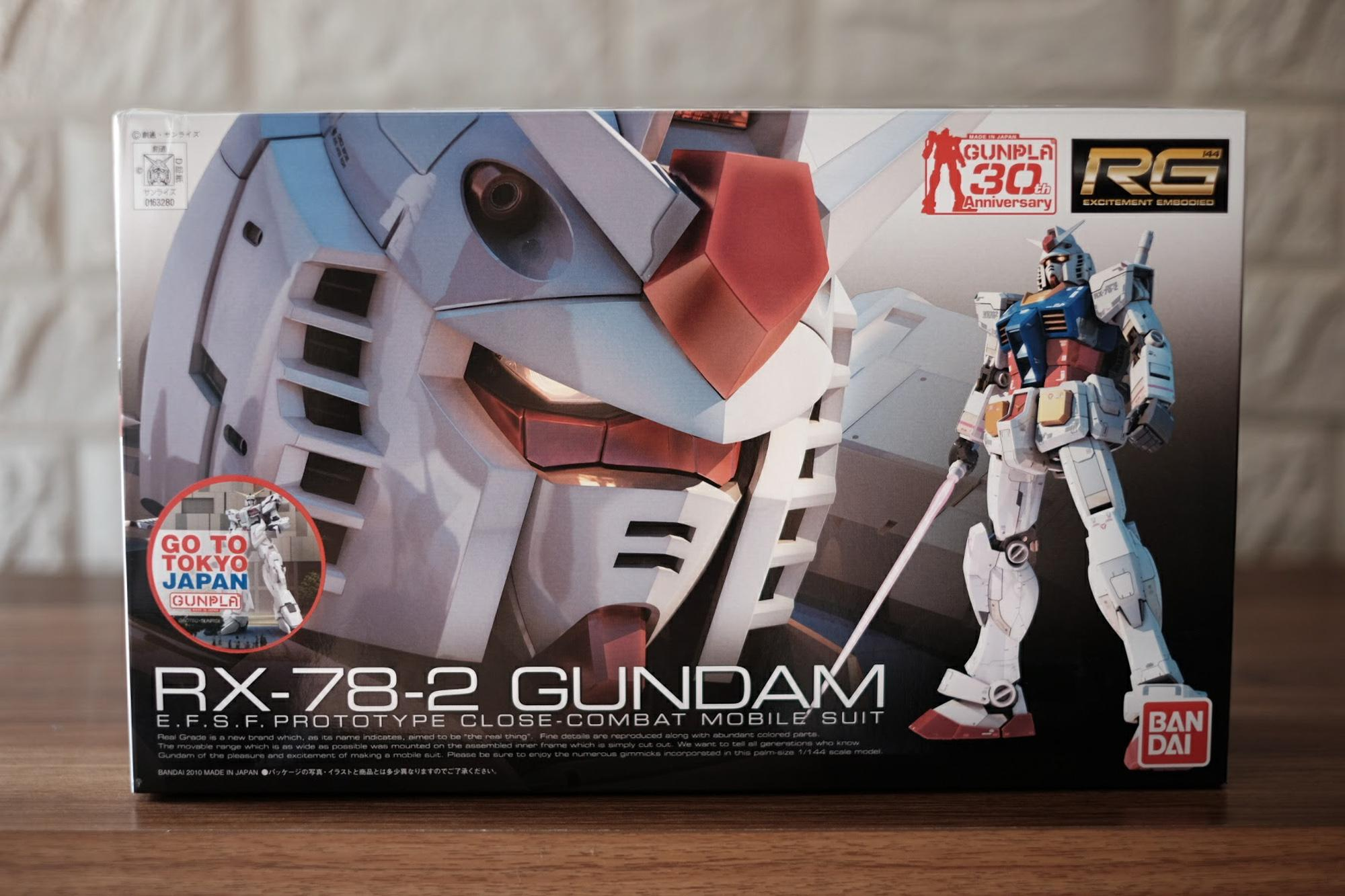 Buy Sell Cheapest Bandai Rg 00 Best Quality Product Deals Gundam 01 Rx 78 2