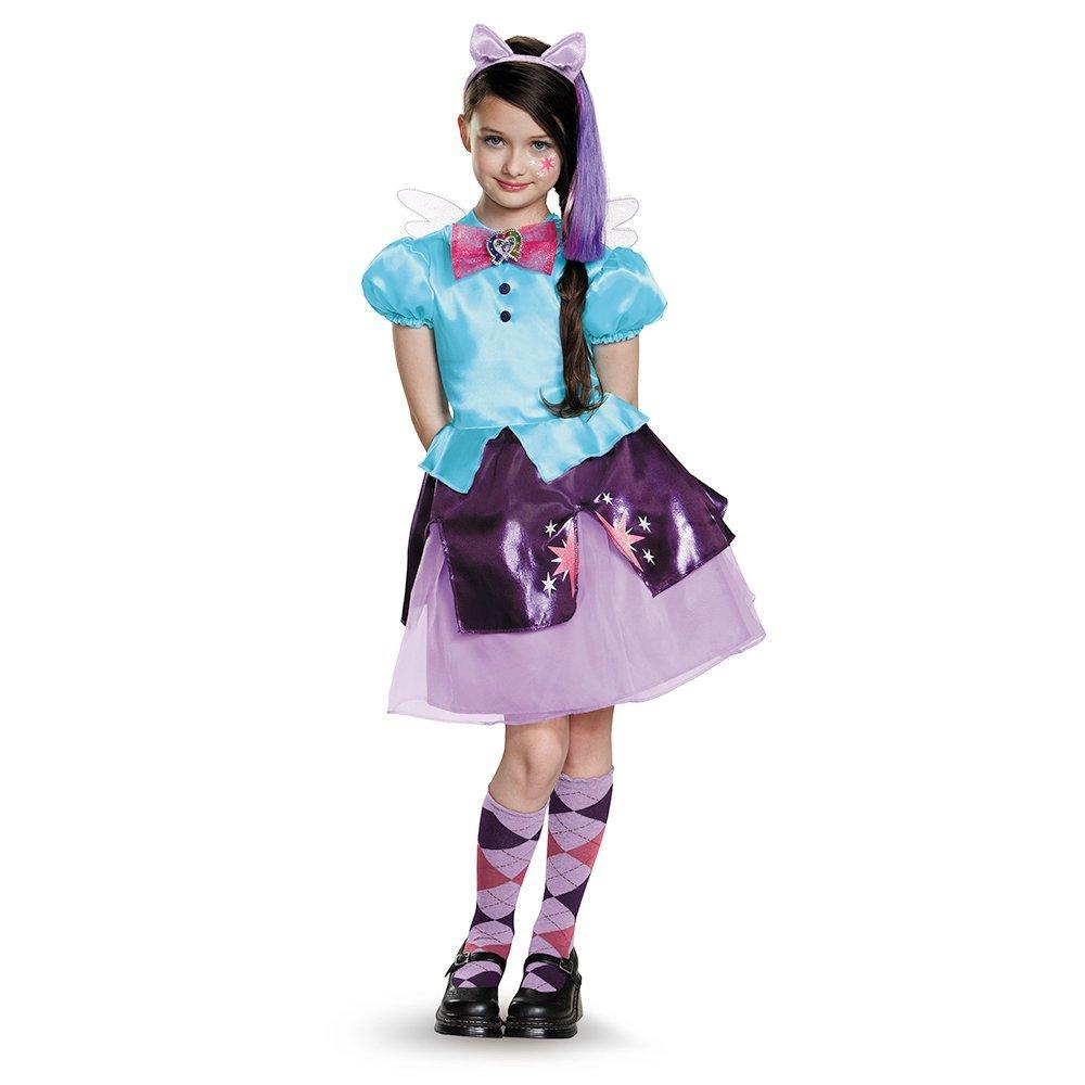 twilight sparkle equestria kids costume size large age 10 12 years old halloween costume
