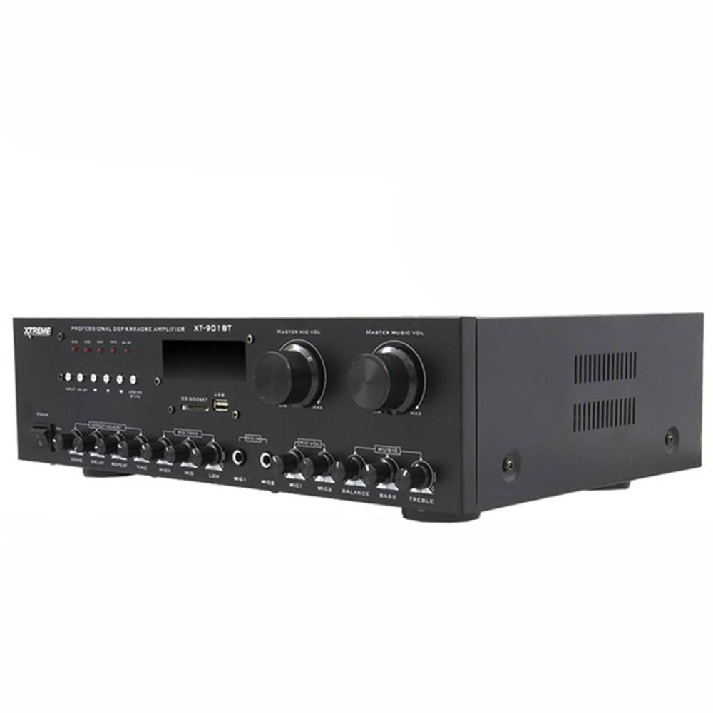 Audio Amplifier For Sale Av Receiver Prices Brands Specs In Tone Control Include Subwoofer Out Xtreme Xt 901bt Stereo Digital Technology Power Black
