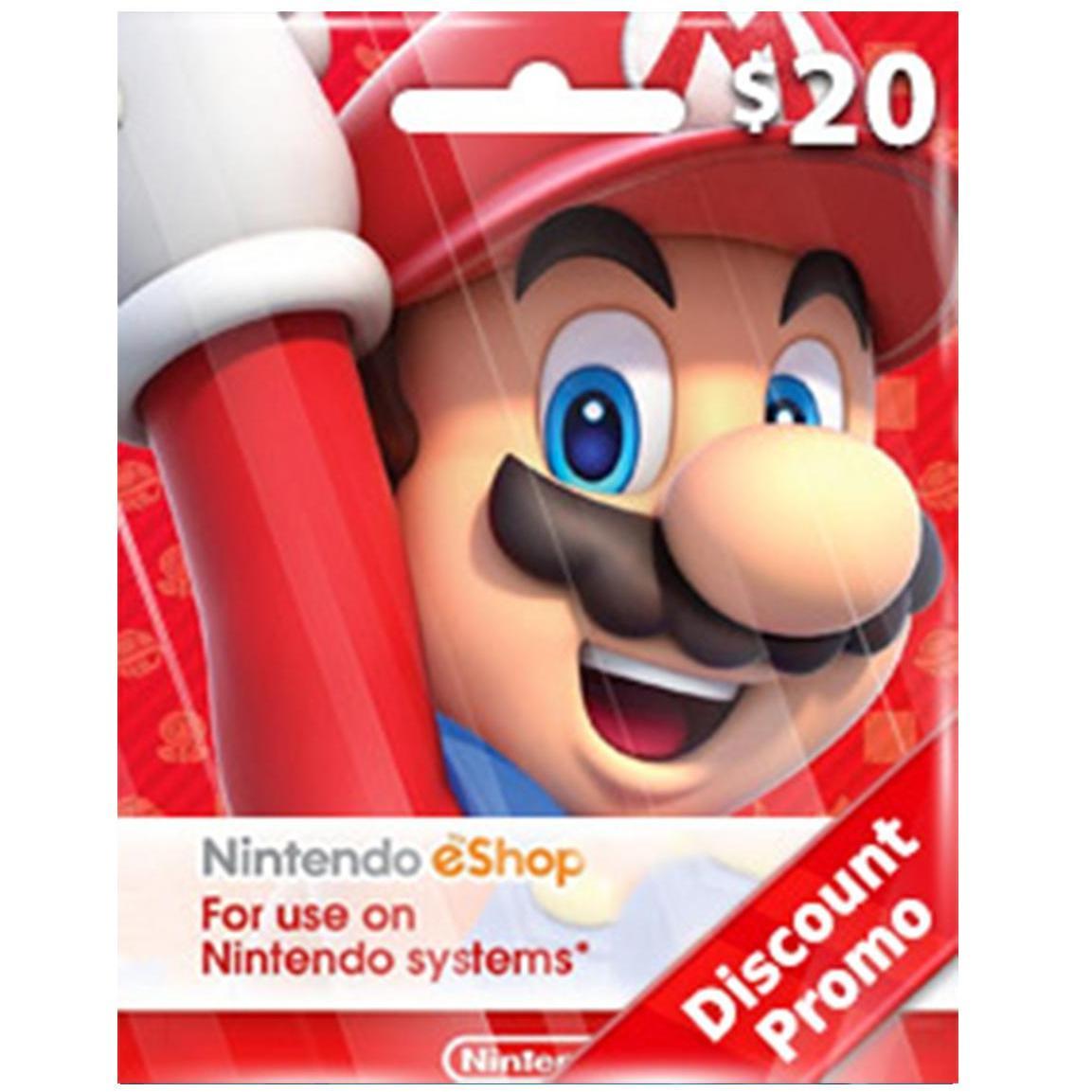 216d0348e94 Philippines. Nintendo  20 eShop Credits (US Accounts) - Gaming Mogul  Top  Rated Seller