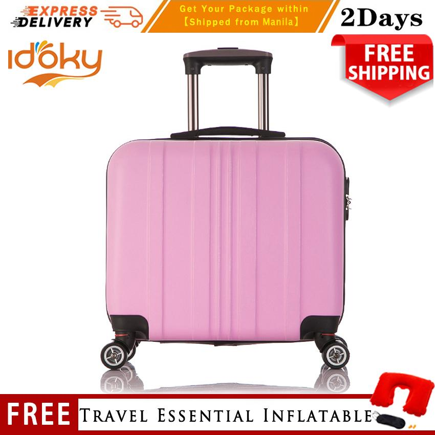 DJX Series 17 Inch Boarding Bag 4 Wheels 360 Rotation Waterproof Suitcase  Hard Case 82a270026