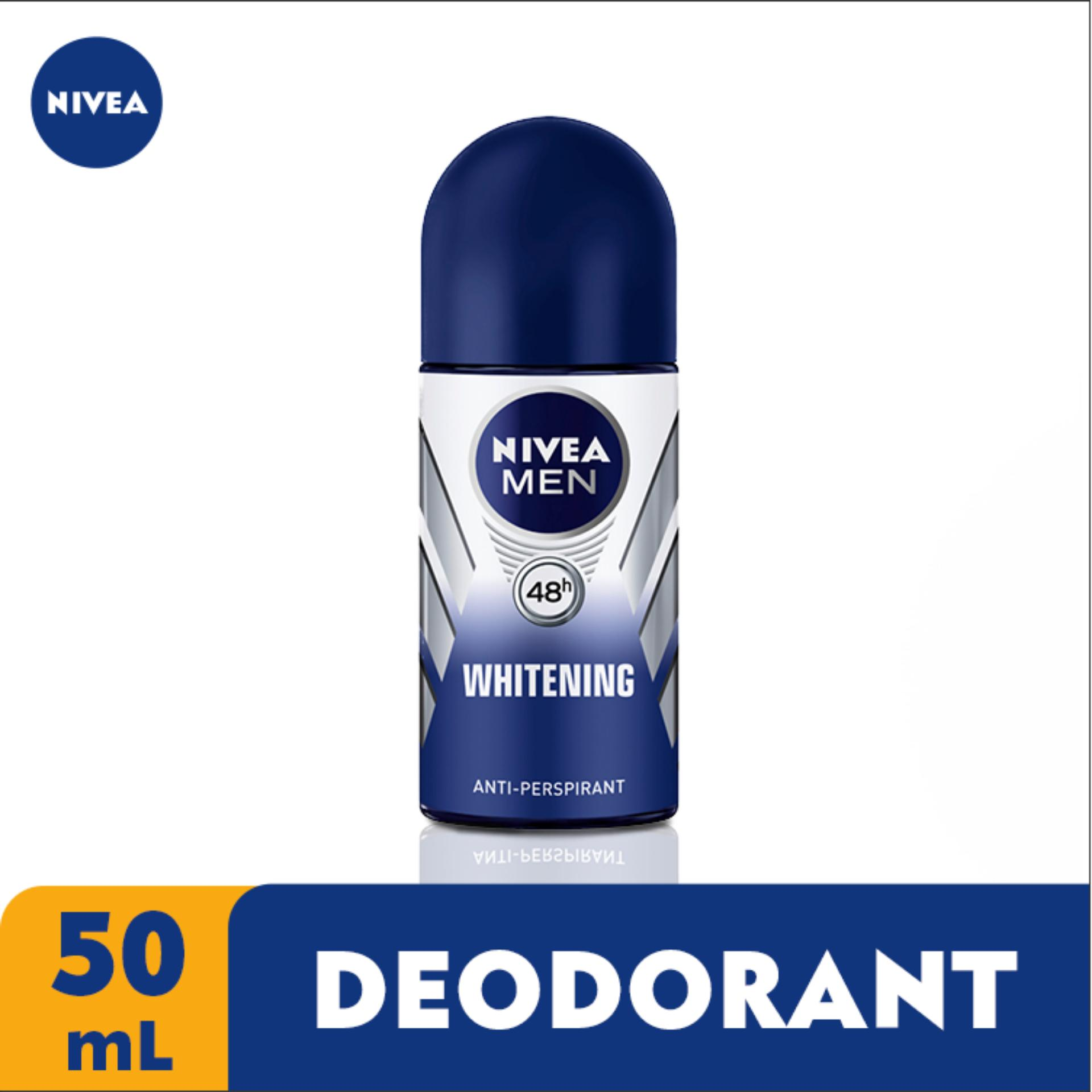 Deodorant For Men Brands Mens On Sale Prices Set Nivea Invisible Black White Roll 50 Ml Whitening 50ml