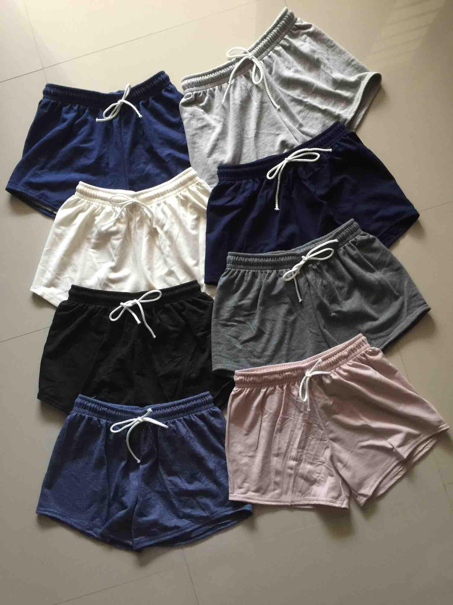 d05b16335ccc Jogger Shorts for Women/Basic Clothing (Sold per Piece) NO COLOR REQUEST  DURING