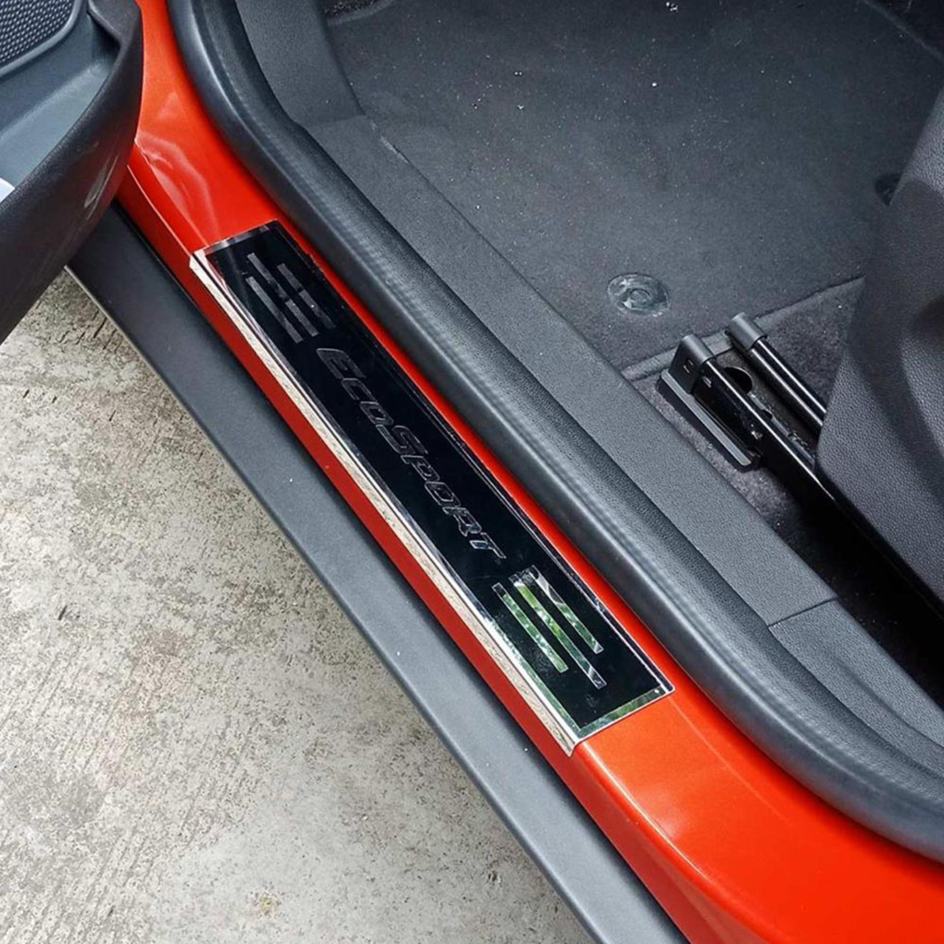 STEP SILL BLACK FOR FORD ECOSPORT