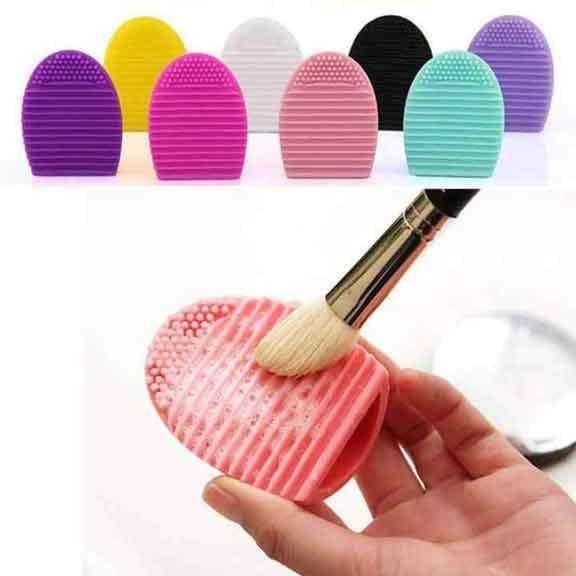 High Quality Silicone Egg Cleaner Brush (Color May Vary) Philippines