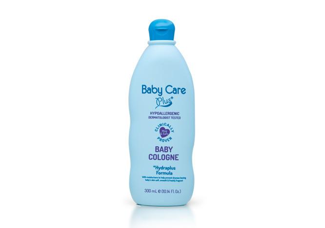 Baby Care Plus Baby Cologne 200ml With Hydraplus Formula By Tupperware Brands Ph.