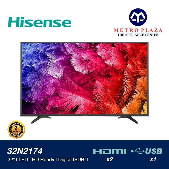Hisense Philippines: Hisense price list - LED & Smart TV for sale