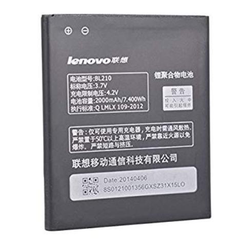 lenovo phone battery BL210