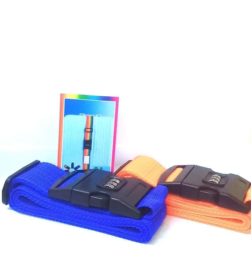 Travel Adjustable Belt Lock Luggage Suitcase Strap By Jol-Fashion.