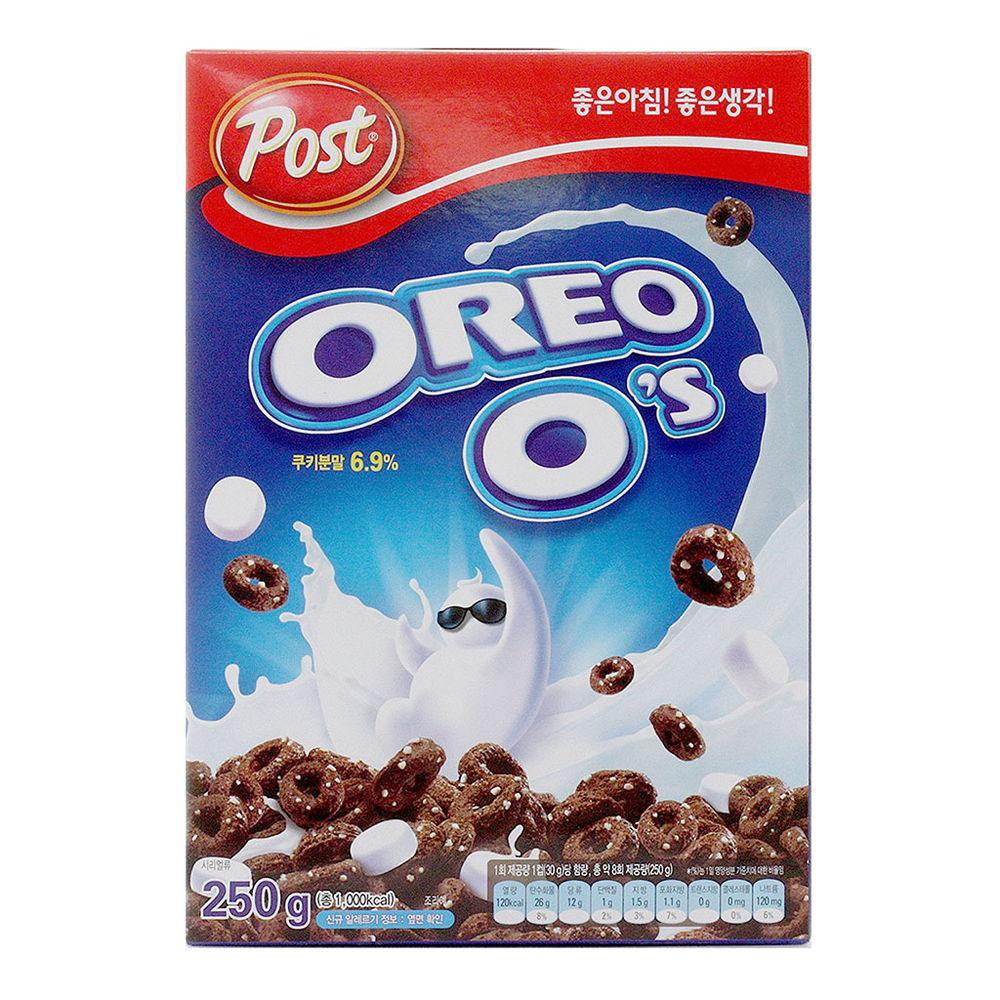 Post Oreo O`s Original Choco Marshmallow Cereal 250g