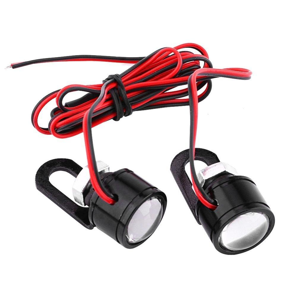 Car Horn For Sale Lights Online Brands Prices Reviews In Leg Wiring Harness Include Switch Kit Support 120w Led Light Eagle Eye Fog Strobe Blinker Red