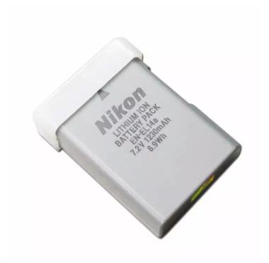 (Original)Nikon Battery EN-EL14A For Nikon D5500, D5300, D3300, D3200,  D3100, D5200, D5100, DF, P7800, P7700, P7100, P7000