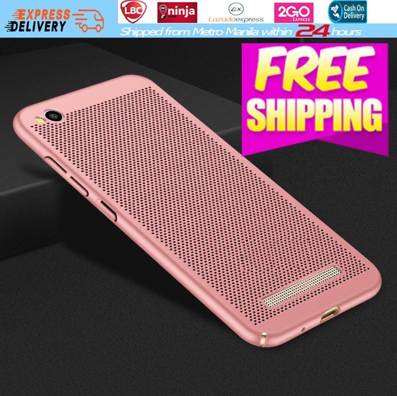 【Big Promotion】Xiaomi Redmi4A Phone Case Fingerpiont Proof Redmi 4A Breathable Cover