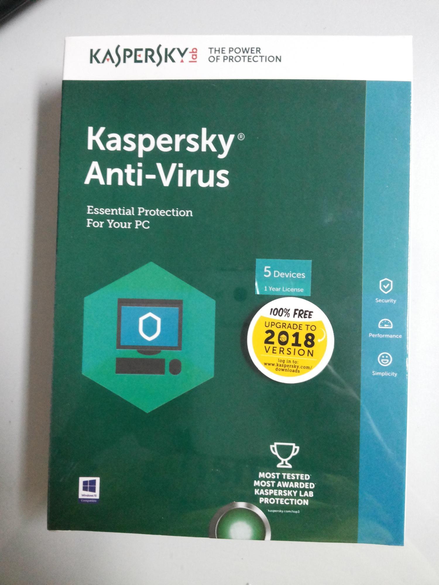 kaspersky internet antivirus 2017 free download