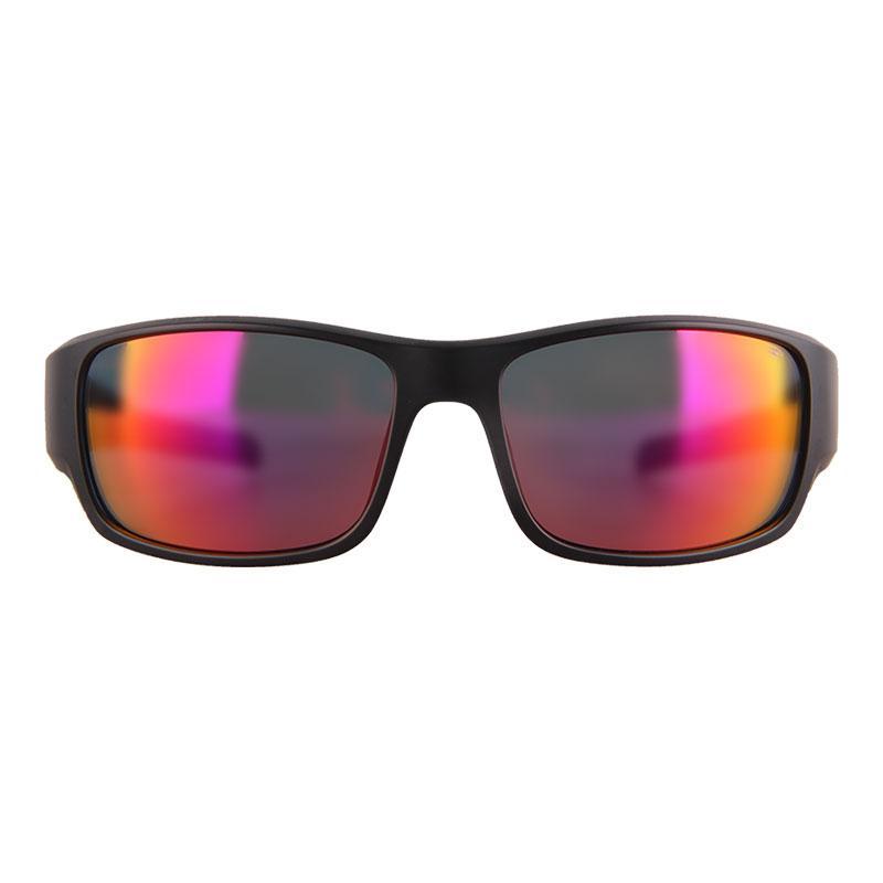 e94dc18413bab Spyder Active Polarized Eyewear Float 2 3S040 PCM (Black Frame Red Mirror  Lens)