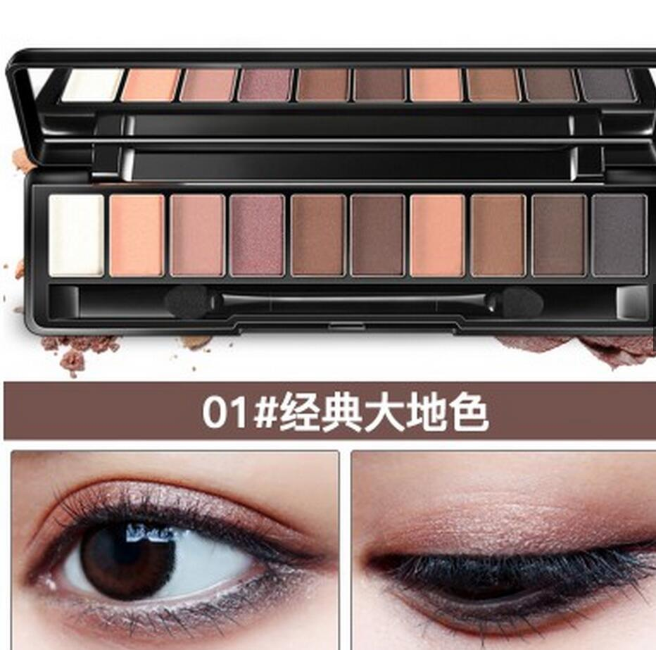 CYL 10-color eye shadow lying silkworm pen lasting Philippines