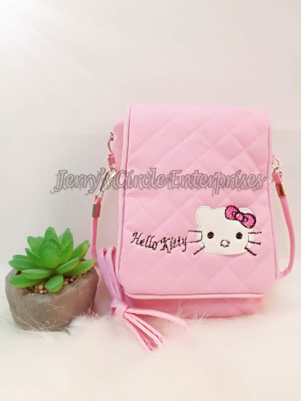 Sa-1 M Hk Kitty Sling Bag / Cellphone Pouch Jce By Baby Centre By Jce.