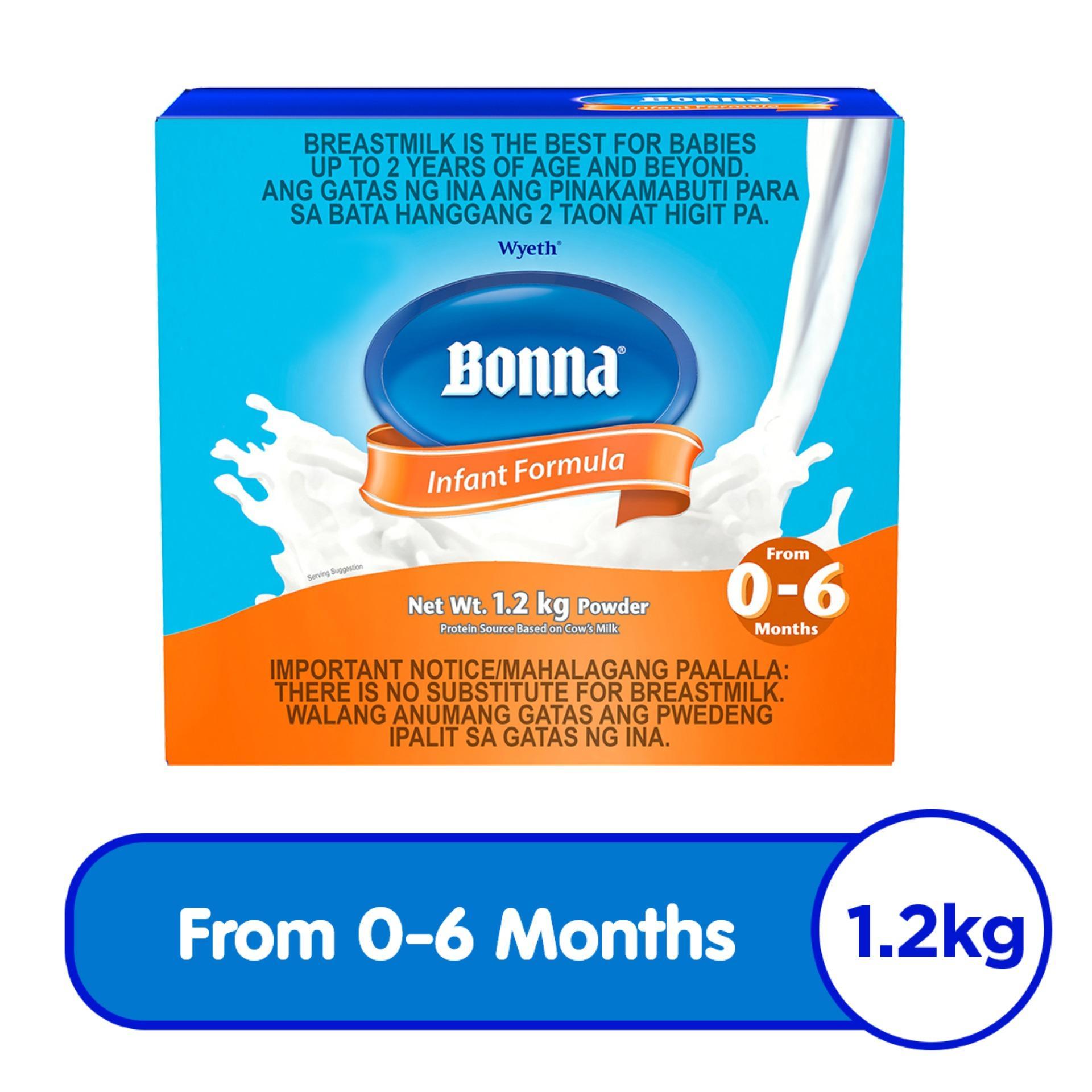 Best formula milk 0-6 months philippines