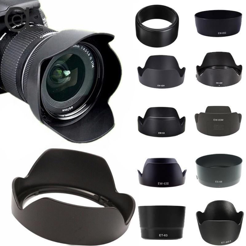Arctic Land Black Lens Hood Lens Cover Premium Hard Photography Dlsr By Arctic Land.