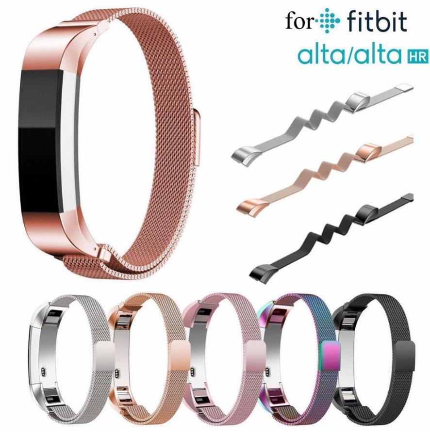 Fitbit Philippines Price List Fitness Watch For Alta Plum Size Large Milanese Loop Stainless Steel Metal Bands Smart Bracelet Milan Magnetic Strap Hr