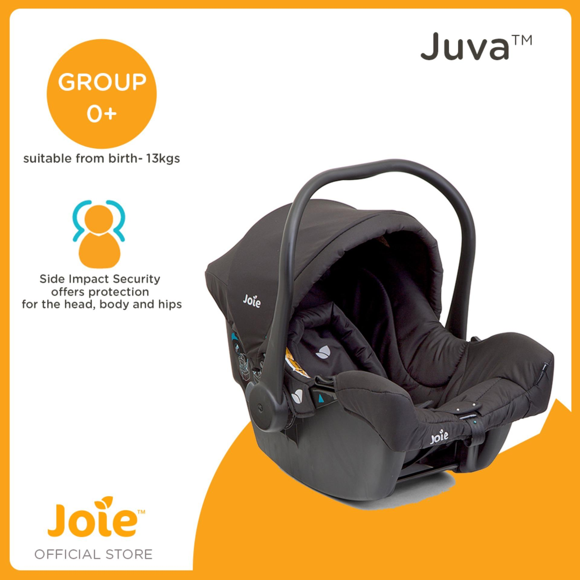 Joie Juva Infant Car Seat Black Ink