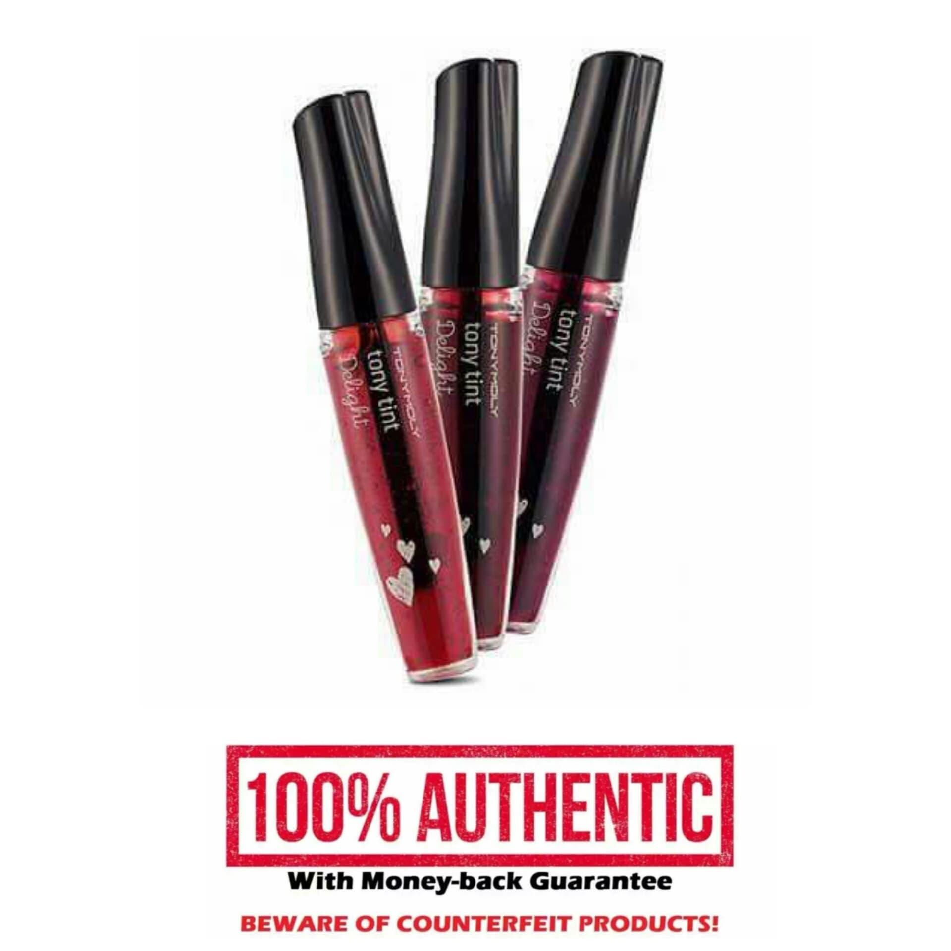 Authentic Tony M Delight Lip and Cheek Tint - RED Philippines
