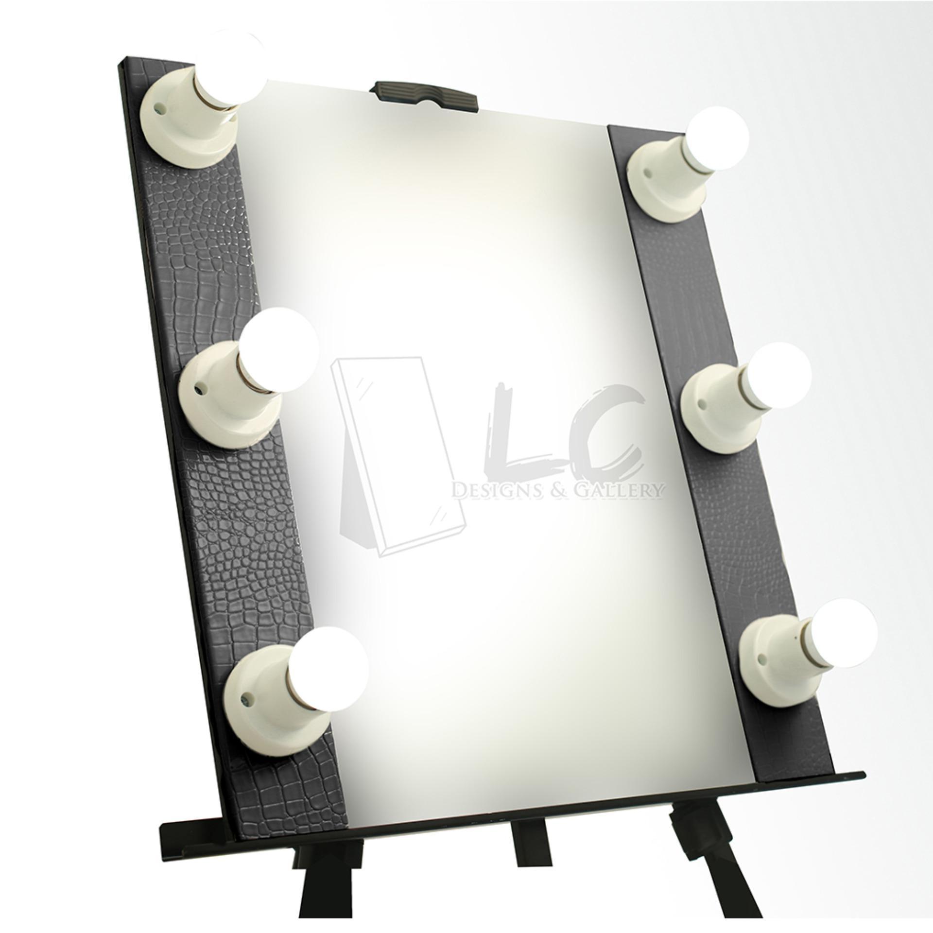 Portable Vanity Mirror - Amanda Black Philippines