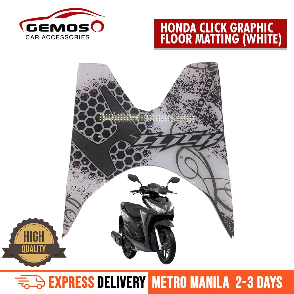 Motorcycle Seat Cover For Sale Pads Online Brands Prices Single Cowl New Cb150r Streetfire White Honda Click Graphic Floor Mattingwhite