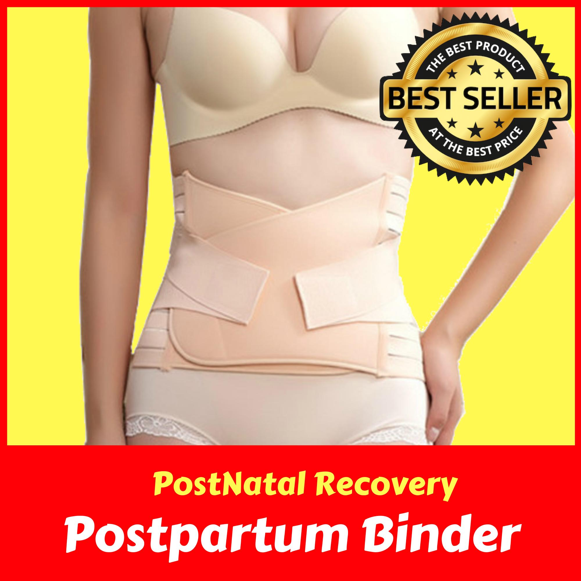 2b35b12c6ab4f  Fast Delivery  Postpartum Binder Recovery Girdle Waist Pelvis Belt Body  Shaper Postnatal Belly