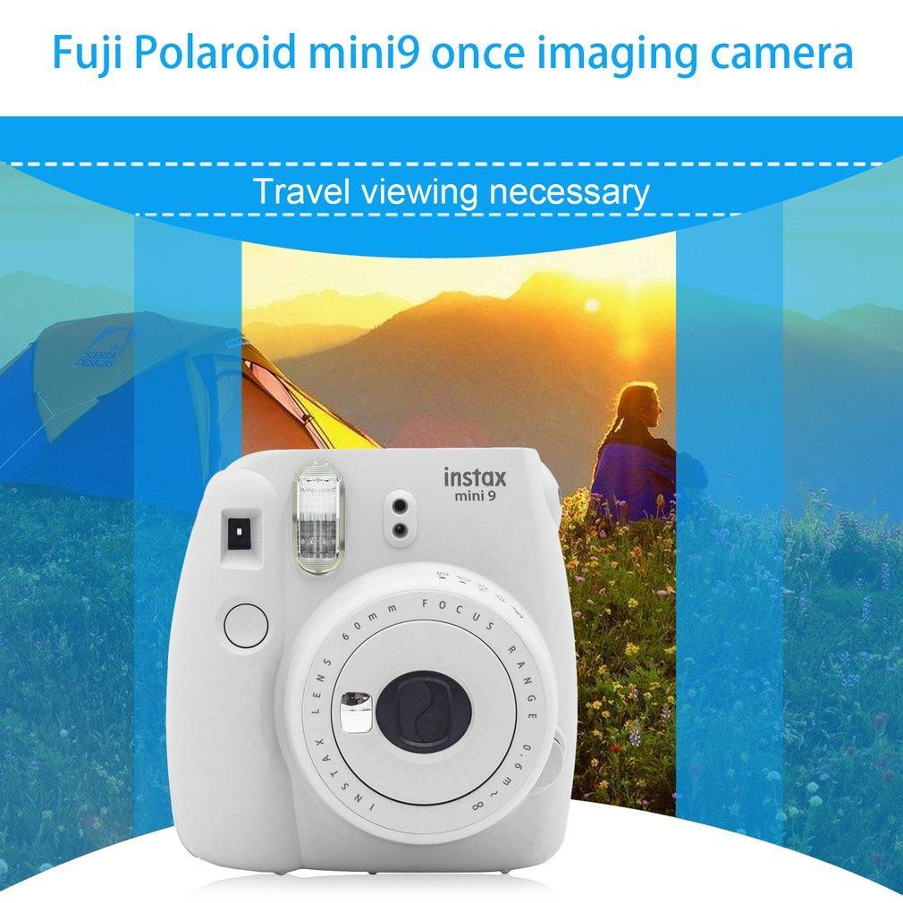 Instant Camera For Sale Film Prices Brands Specs Fujifilm Instax Mini Album Kamera Polaroid 2nan Colorful Ubest Portable 9 Films Pictures Photo Prints Flashlight White