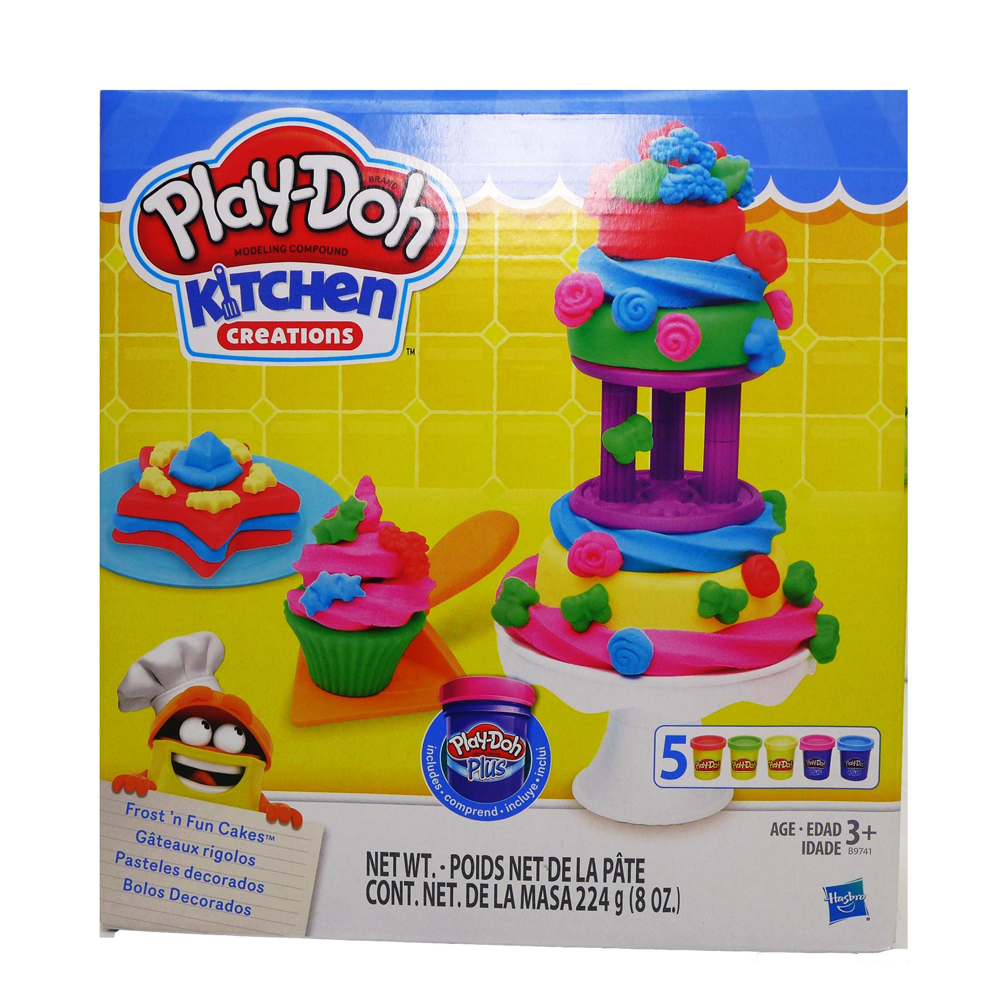 Amazon Com Play Doh Kitchen Creations Magical Oven Toys Games